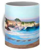 Blacks Beach - Santa Cruz Coffee Mug