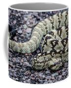 Blacktailed Rattlesnake Coffee Mug