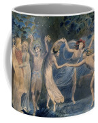 Blake: Fairies, C1786 Coffee Mug