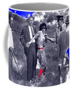 Blanche Barrow Captured July 24 1933 Dexfield Park Missouri  Coffee Mug