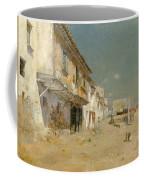 Blanes Beach Coffee Mug