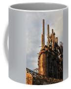Blast Furnaces - Bethlehem Pa Coffee Mug