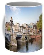 Blauwbrug In Amsterdam Coffee Mug