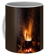 Blazing Bonfire Coffee Mug