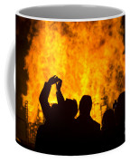 Blazing Fire Coffee Mug