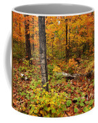 Blazing Forest Coffee Mug