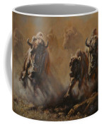 Blazing Thunder Coffee Mug