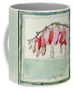 Bleeding Hearts II Coffee Mug by Mary Benke
