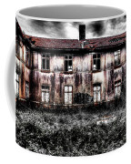 Bleeding House Coffee Mug