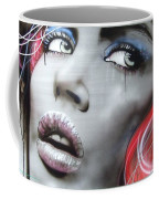 Bleeding Rose Coffee Mug