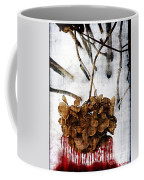 Bleedout In The Snow Coffee Mug