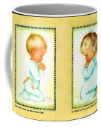 Bless Us All And A Childs Prayer Coffee Mug