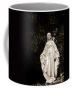 Blessed Virgin Mary Coffee Mug by Olivier Le Queinec