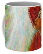 Blessed Visit  Coffee Mug