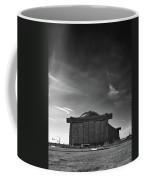 Blimp Hangar At Tustin Coffee Mug