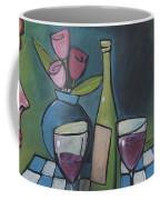 Blind Date With Wine Coffee Mug