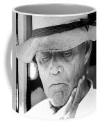 Blind Man Juarez Chihuahua Mexico 1968 Coffee Mug