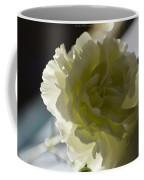 Blissful White Coffee Mug
