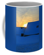 Blizzard Sunrise Coffee Mug