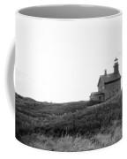 Block Island  North Light Coffee Mug