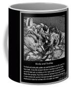 Blocks And Tackles Vintage Sketch Coffee Mug