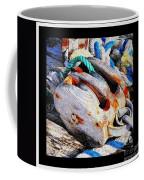 Blocks Tackles And Ropes Coffee Mug