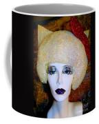 Blonde Fro Coffee Mug