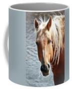 Blonde Strands Coffee Mug