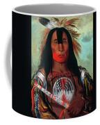 Blood Head Chief, 1832 Coffee Mug