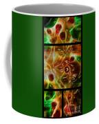 Blood Work Triptych Coffee Mug by Peter Piatt