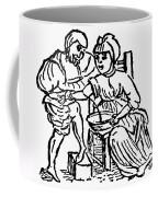 Bloodletting, 15th Century Coffee Mug