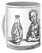 Bloodletting, 1638 Coffee Mug