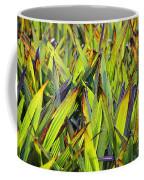 Bloodroot Abstract Coffee Mug