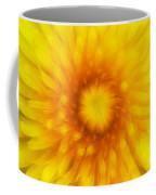 Bloom Of Dandelion Coffee Mug