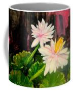 Blooming At Night  Coffee Mug