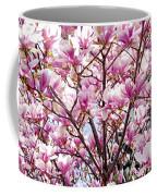 Blooming Magnolia Coffee Mug by Elena Elisseeva