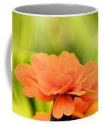 Blooming Marigold Coffee Mug
