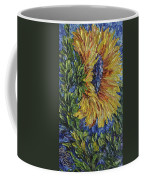 Blooming Sunflower Coffee Mug
