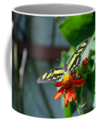 Blooms And Butterfly2 Coffee Mug