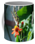 Blooms And Butterfly4 Coffee Mug
