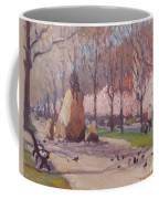 Blooms On Comm Ave Coffee Mug