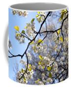 Blossoms And Leaves Coffee Mug