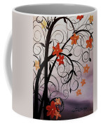 Blossoms Of The Orient Coffee Mug