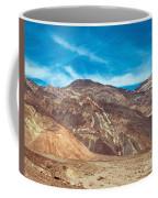 Blotchy Foothills Coffee Mug