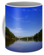 Blountstown Bridge On The Apalachicola River Coffee Mug