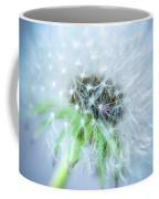 Blowball  - Blue Coffee Mug