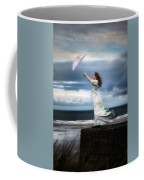 Blowing In The Wind Coffee Mug by Joana Kruse