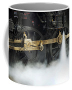 Blowing Of Steam Coffee Mug