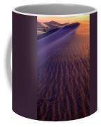 Blowing Sand At Death Valley Coffee Mug