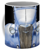 Blue 1937 Chevy Too Coffee Mug